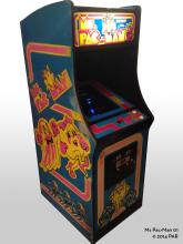 Ms. Pac-Man: Left Side