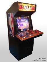 NBA Jam: Left Side