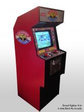 Street Fighter II: Left Side