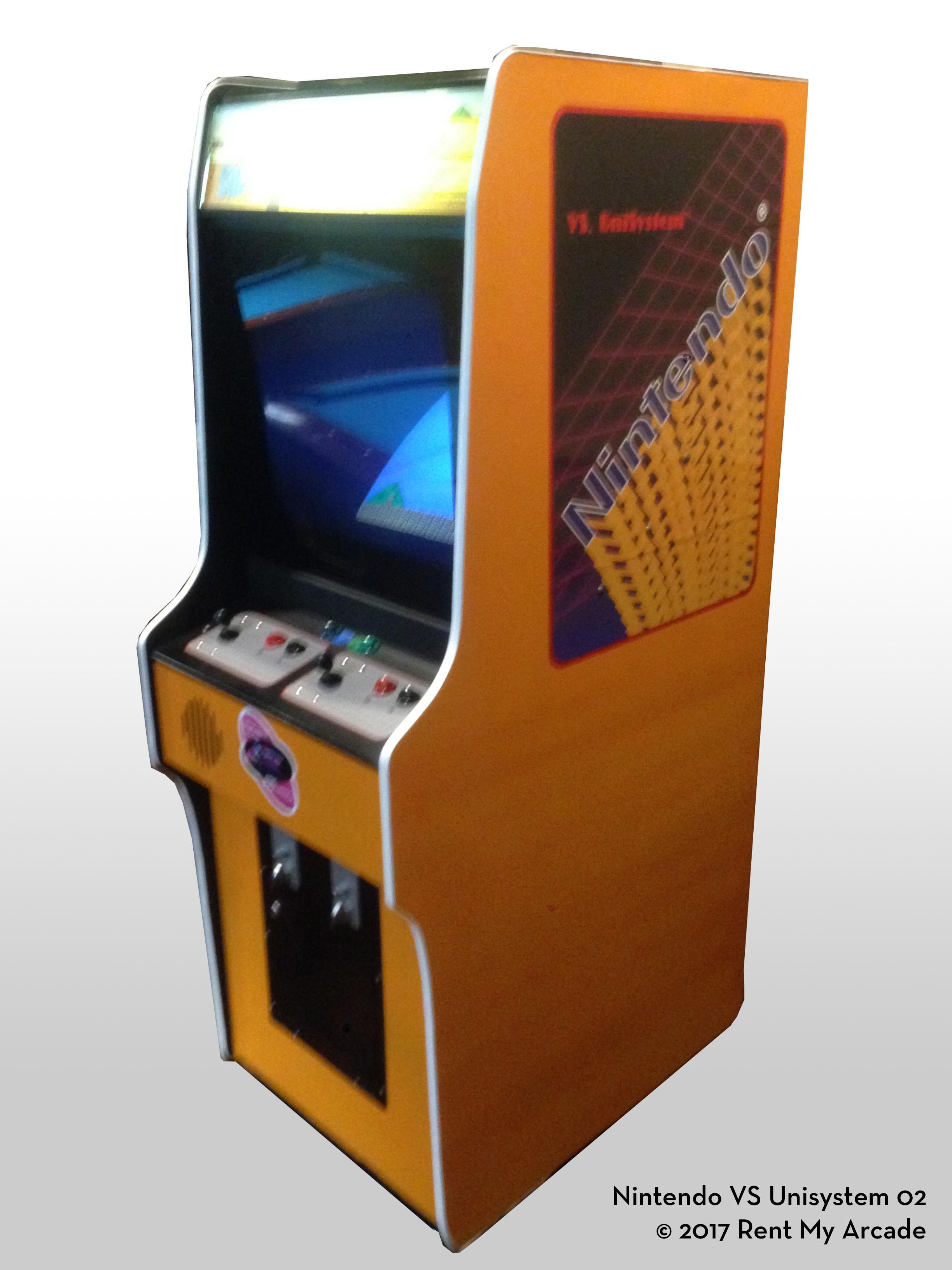 Nintendo Vs. System: Vs. Super Mario Bros. | Rent My Arcade
