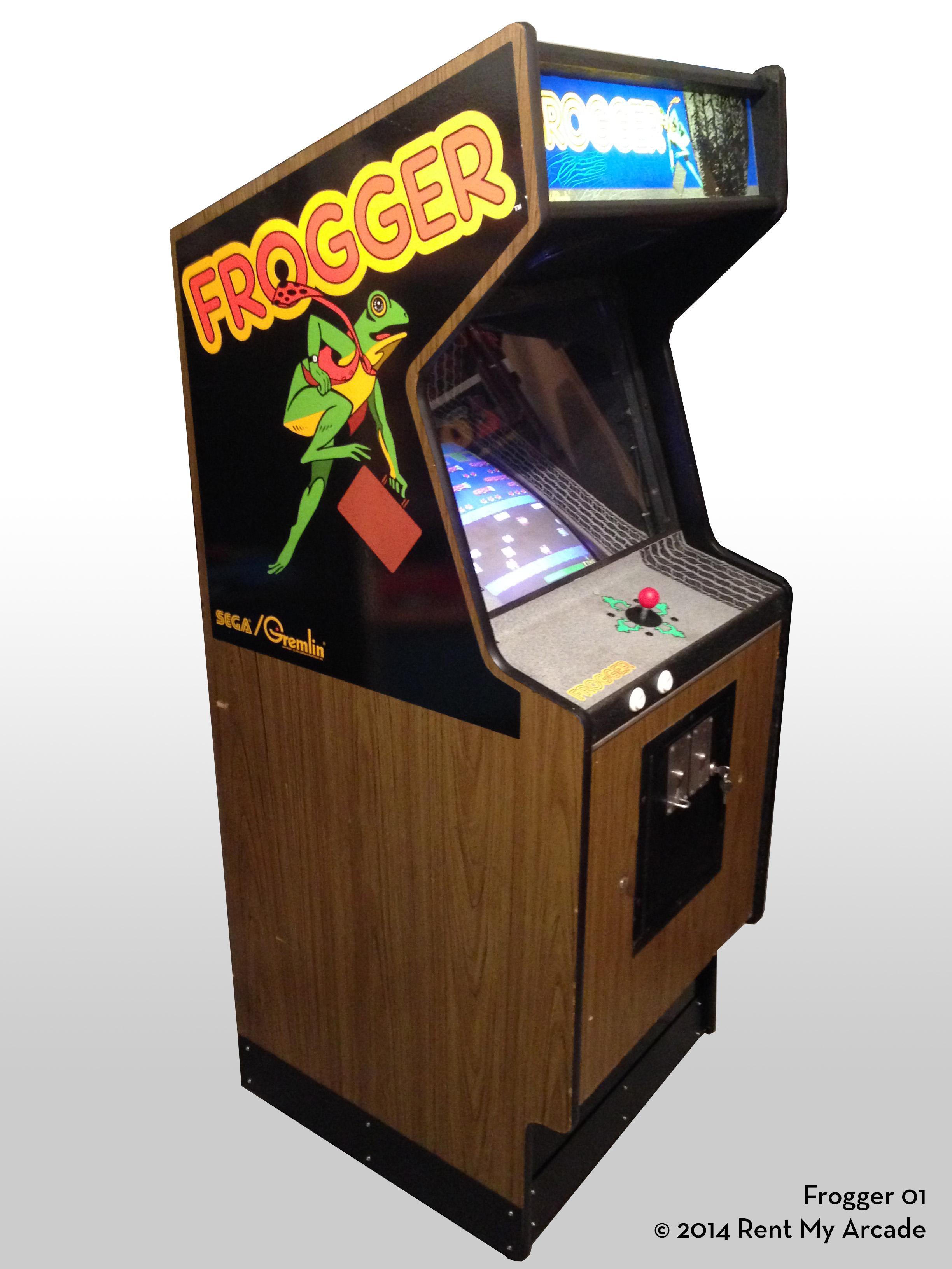 Rent My Arcade